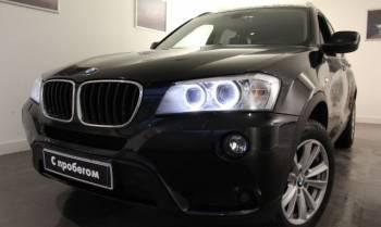 BMW X3, 2013, Зеленоборский, цена: 1 300 000р.