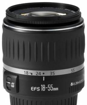 Canon EF-S 18-55mm f/3. 5-5. 6