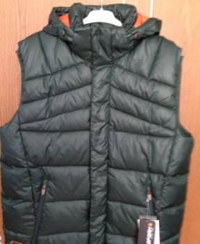 Продам куртку-жилет - icepeak, весна\осень, s.oliver футболки мужские купить