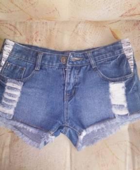 Интернет магазин платьев российского производства, шорты джинсовые новые, Сосновоборск, цена: 500р.