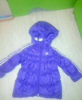 Куртка зимняя адидас