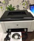 Принтер лазерный цветной HP color LaserJet Pro, Северодвинск