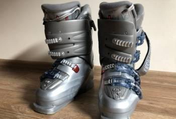 Горнолыжные ботинки, 40 размер, Красноярск, цена: 2 100р.