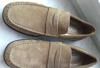 Мокасины Ecco, мужская обувь от версачи
