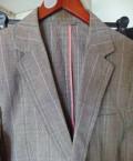 Голландский качественный пиджак, 52 размер, брюки утеплённые мужские купить, Ясная Поляна