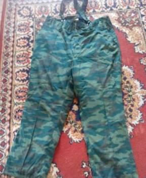 Штаны ватные армейские, Подосиновец, цена: 400р.