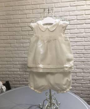 Новый костюм туника панталоны mamas papas