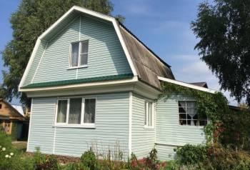 Дом 55 м² на участке 10 сот