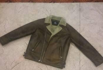 Мужская дубленка, спортивные брюки утепленные мужские адидас, Новодугино, цена: 5 000р.