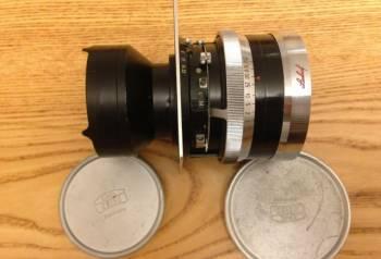 Объектив biogon 53 mm 1:4, 5