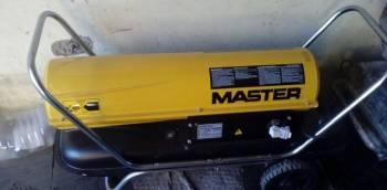 Тепловая пушка master