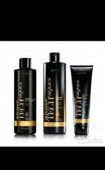Набор шампунь дарогоценная масла для волос