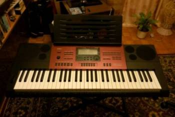 Casio CTK-6250 синтезатор профисиональный+ стойка