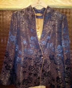 Шуба из дикой норки купить, пиджак, Воркута, цена: 3 000р.