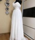 Норковая шуба поперечный крой, новое свадебное платье, Калининград