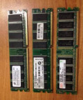 Оперативная память DDR400, Шарлык
