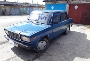 ВАЗ 2107, 2007, Волгоград, цена: 80 000р.