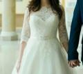 Свадебное платье от Евы Уткиной коллекция 2017, кофта мужская размер, Нея
