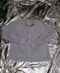 Рубашка хлопок + люрекс, купить на авито мужские футболки, Ейск