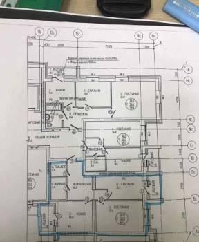 2-к квартира, 62. 9 м², 1/9 эт, Йошкар-Ола, цена: 1 887 000р.