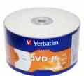 Оптический диск DVD-R Verbatim Printable 4.7 20шт, Вознесенское