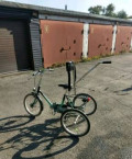 Велосипед для ребёнка с дцп, Новокузнецк