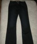 Шикарные плотные джинсы Gap США, р. 44, новые, спортивные штаны воркаут материал, Кубинка