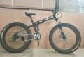 Новый велосипед фэтбайк 21 ск-ть, Прокопьевск