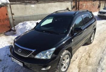 Lexus RX, 2007, Пермь, цена: 799 000р.