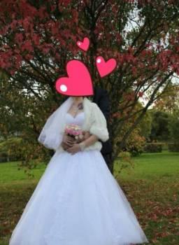 Свадебное платье, свадебное платье цветное