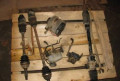 Двигатель от BYD flyer и другие запчасти, Шумерля