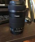 Объектив Canon 55-250 f/4-5. 6 IS STM, Тацинская