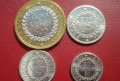 4 монеты современной Камбоджи, Калевала