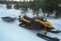 Снегоход Тикси 250 пробег 1042 км, Петрозаводск