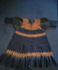 Платье вязаное на девочку, Саратов
