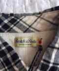 Рубашка мужская ScotchSoda, мужские футболки с принтом дизайнерские, Знаменка