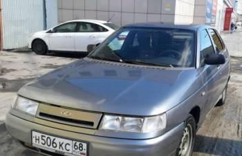 ВАЗ 2112, 2007, Тамбов, цена: 140 000р.