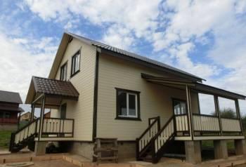 Дом 150 м² на участке 10 сот