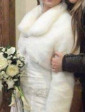 Свадебная шубка на прокат, повседневная одежда для мужчин, Павино