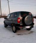 Chevrolet Niva, 2008, Александровск