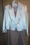 Нарядный комплект платье+ пиджак, свадебные шубки оптом от производителя, Пошехонье