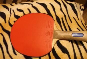 Ракетка для настольного тенниса DR Neubauer, Красноперекопск, цена: 6 000р.