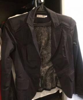 Пиджак женский 46 размер новый, свадебные платья tarik ediz купить, Силикатный, цена: 450р.