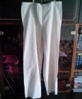 Летние льняные брюки (новые), кофта пума лайфстайл, Столбовая