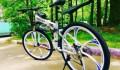 Велосипед на литых дисках. Тренд 2018, Пущино