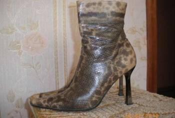 Сапожки кожа, мужские зимние сапоги купить, Симферополь, цена: 600р.