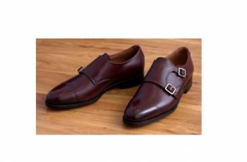 Бутсы adidas красные, мужская обувь по меркам. Двойные монки