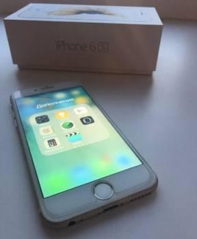 IPhone 6s 64gb Gold, Ступино, цена: 22 000р.
