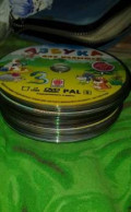 DVD диски с детскими программами, Молочное