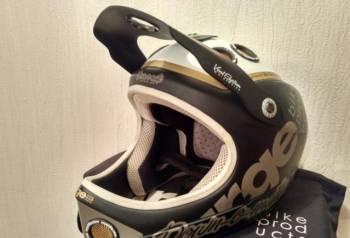 Шлем\фулфейс от Urge Down-O-Matic Brat 2013, Стрежевой, цена: 12 000р.